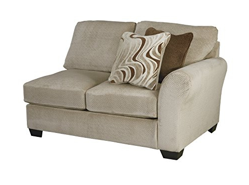 Most Recent 2Pc Maddox Right Arm Facing Sectional Sofas With Cuddler Brown Within Sectionals Under $ (View 6 of 18)