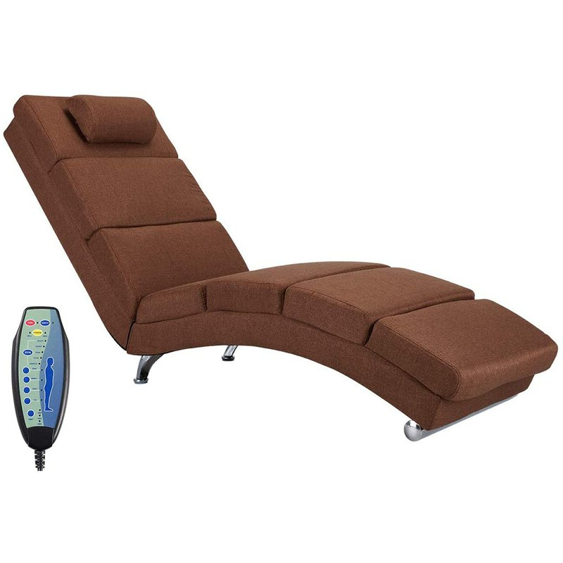 Most Recent Navigator Power Reclining Sofas Pertaining To Orren Ellis Power Reclining Heated Full Body Massage Chair (View 11 of 15)