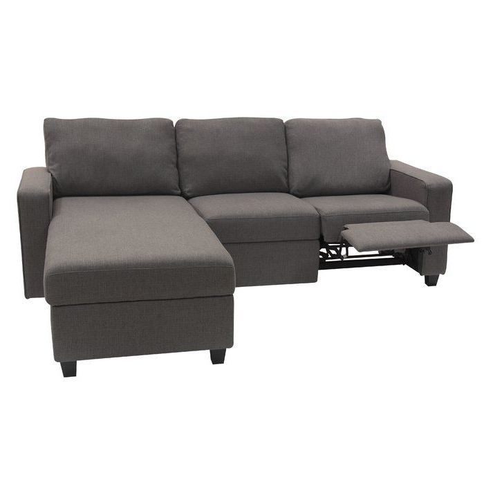 Most Recent Palisades Reclining Sectional (View 12 of 25)
