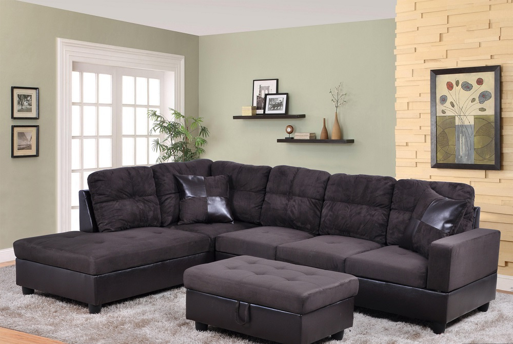 Most Recently Released Kiefer Right Facing Sectional Sofas Throughout Ezekiel  (View 21 of 25)