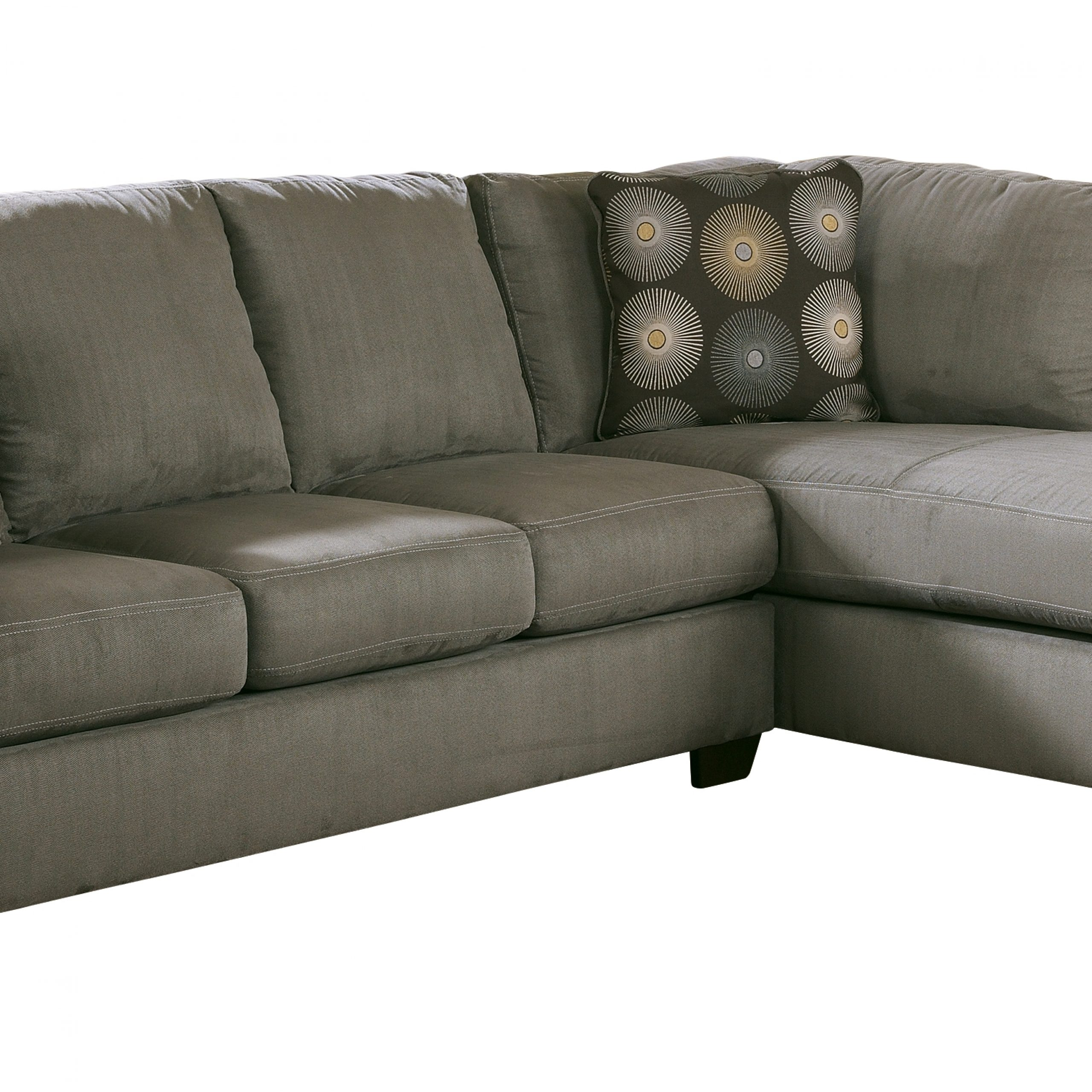 Most Recently Released Zella 2 Piece Sectional With Chaisesignature Design Throughout 2Pc Burland Contemporary Chaise Sectional Sofas (View 17 of 25)