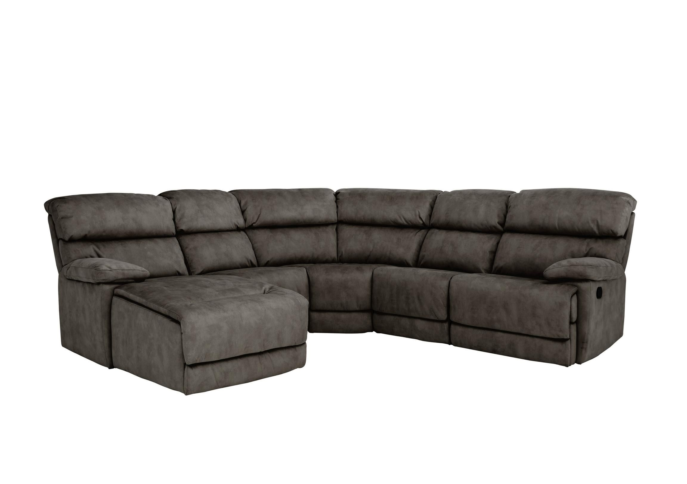 Most Up To Date Beautifully Cushioned Fabric Corner Sofa Seats At Least 5 Pertaining To Contempo Power Reclining Sofas (View 10 of 15)