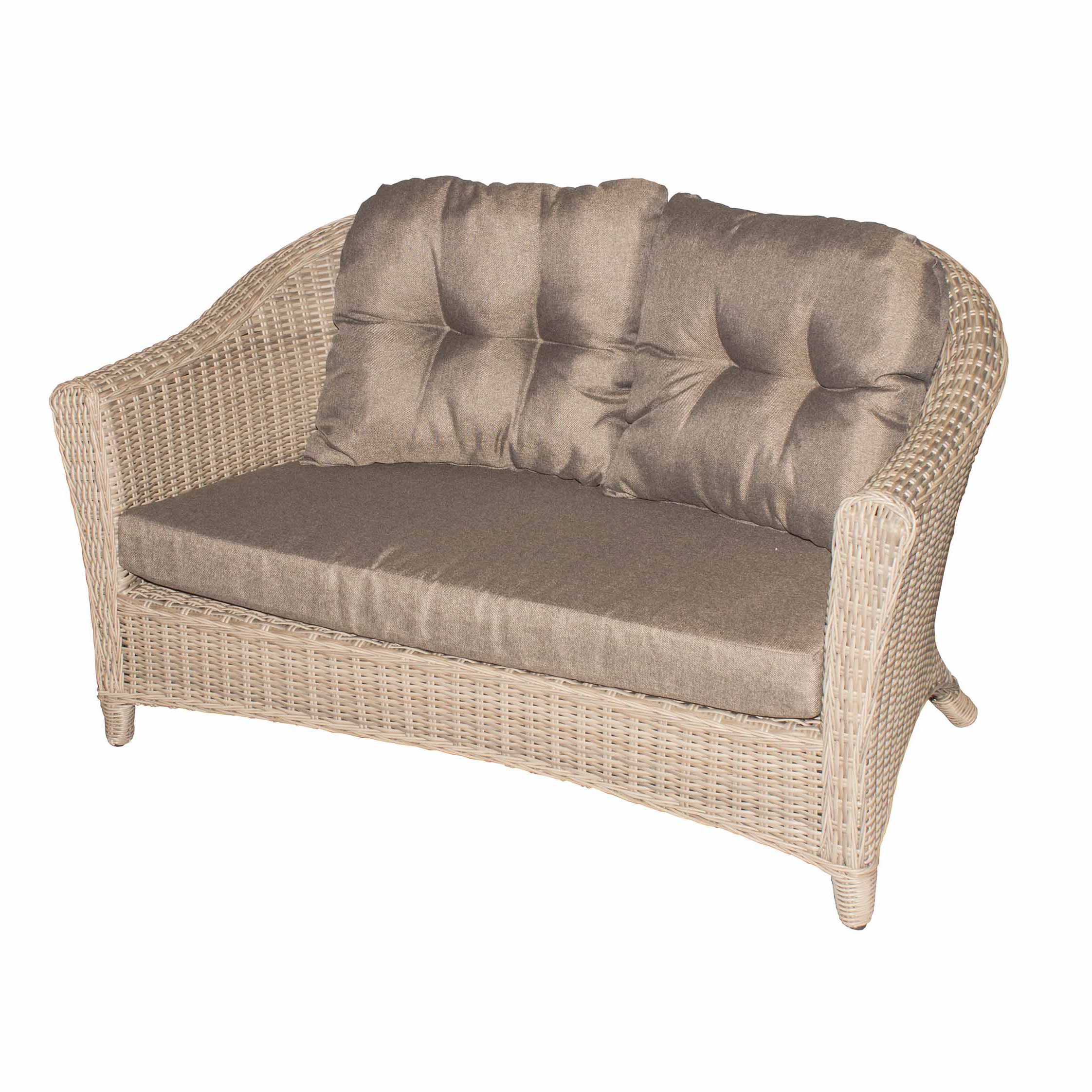 Most Up To Date Charleston Lounge 2 Seater Sofa – Patio Warehouse For Charleston Sofas (View 6 of 15)