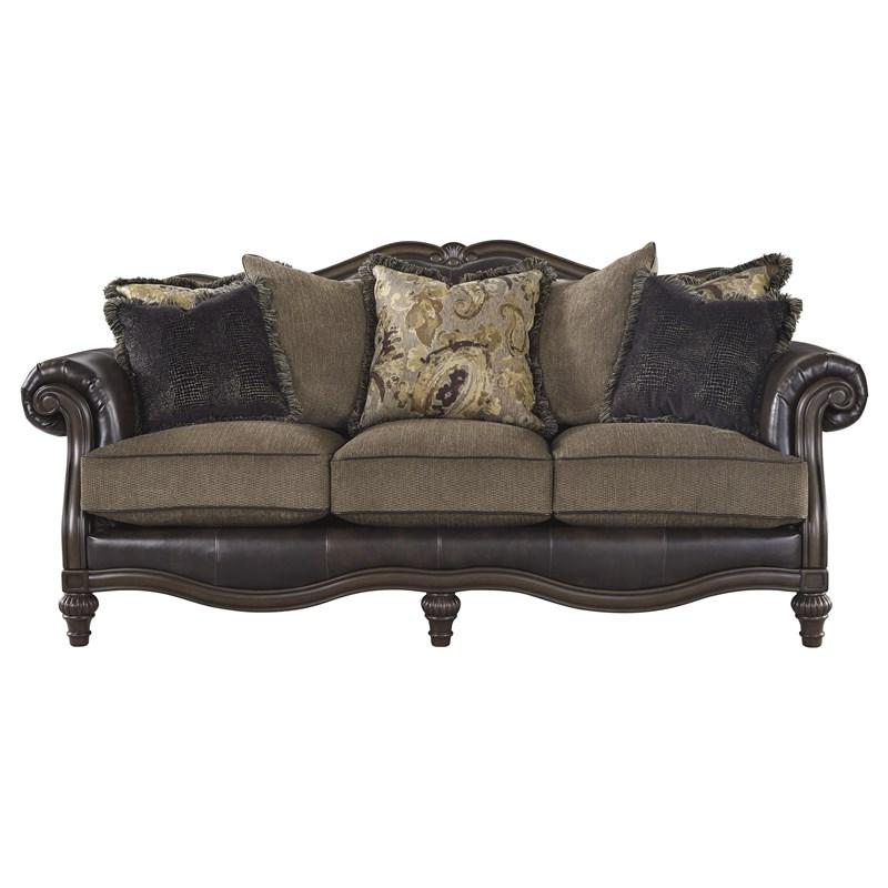 Newest Winston Camelback Sofa (View 3 of 25)