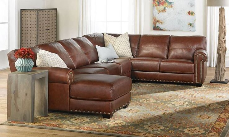 [%O'Neal Top Grain Leather Sectional With Chaise | Sectional With Newest Matilda 100% Top Grain Leather Chaise Sectional Sofas|Matilda 100% Top Grain Leather Chaise Sectional Sofas With Regard To Recent O'Neal Top Grain Leather Sectional With Chaise | Sectional|Current Matilda 100% Top Grain Leather Chaise Sectional Sofas Within O'Neal Top Grain Leather Sectional With Chaise | Sectional|Fashionable O'Neal Top Grain Leather Sectional With Chaise | Sectional Pertaining To Matilda 100% Top Grain Leather Chaise Sectional Sofas%] (View 25 of 25)