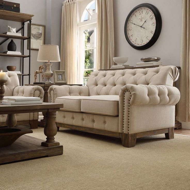 Overstock: Online Shopping – Bedding, Furniture In Most Recent Artisan Beige Sofas (View 9 of 15)
