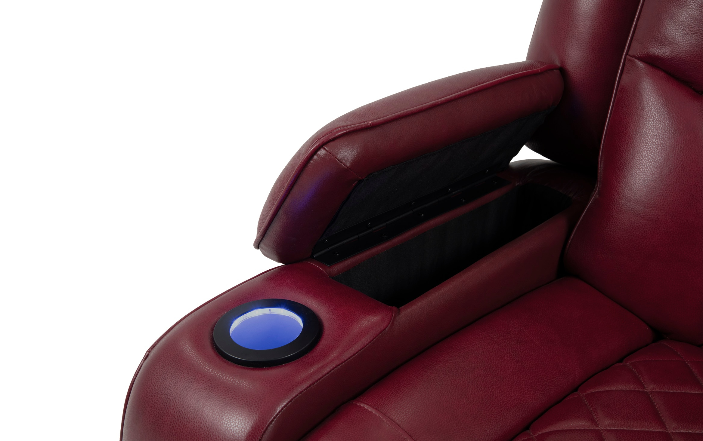 Panther Fire Leather Dual Power Reclining Sofa – Latest In Current Panther Fire Leather Dual Power Reclining Sofas (View 15 of 15)