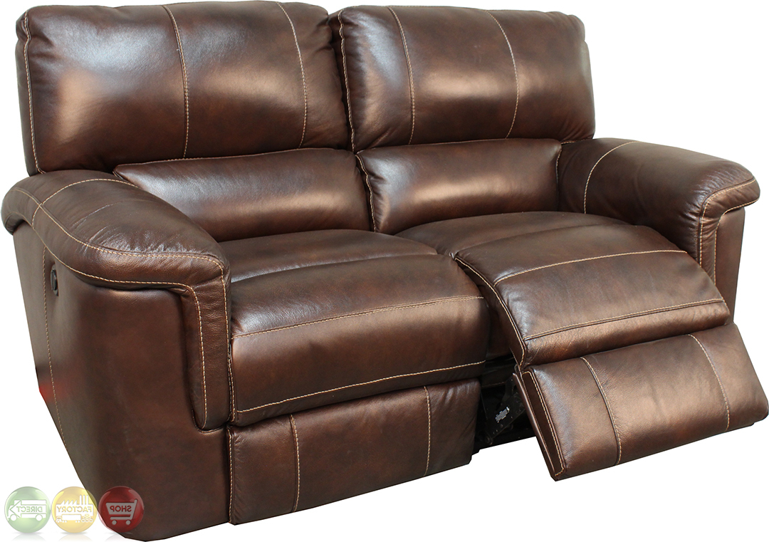 Parker Living Hitchcock Cigar Brown Leather Reclining Sofa With Regard To Newest Expedition Brown Power Reclining Sofas (View 13 of 15)