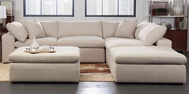 Paul Modular Sectional Sofas Blue For Trendy Modular Sectional Sofa – Storiestrending (View 7 of 25)