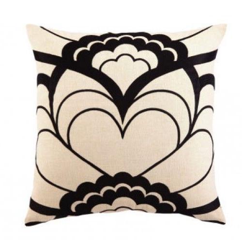 Pillows, Floral Pillows, Linen Pillows (View 14 of 25)