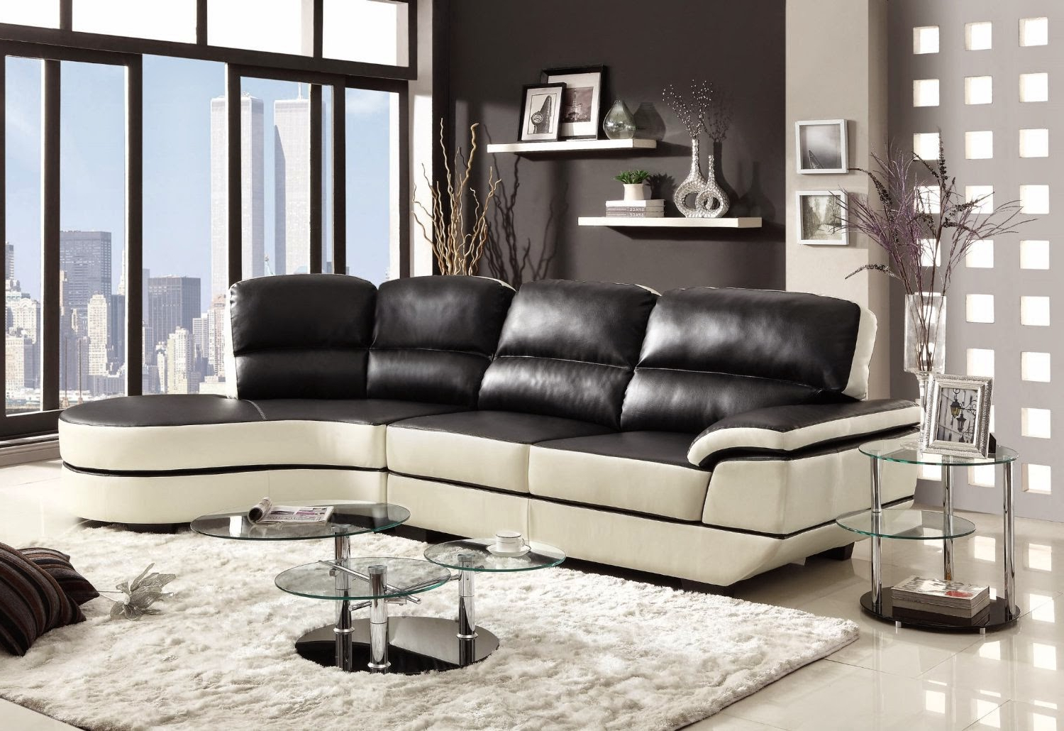 Preferred 4Pc Crowningshield Contemporary Chaise Sectional Sofas With Regard To Curved Sofa Website Reviews: Curved Sectional Sofa With Chaise (View 12 of 25)