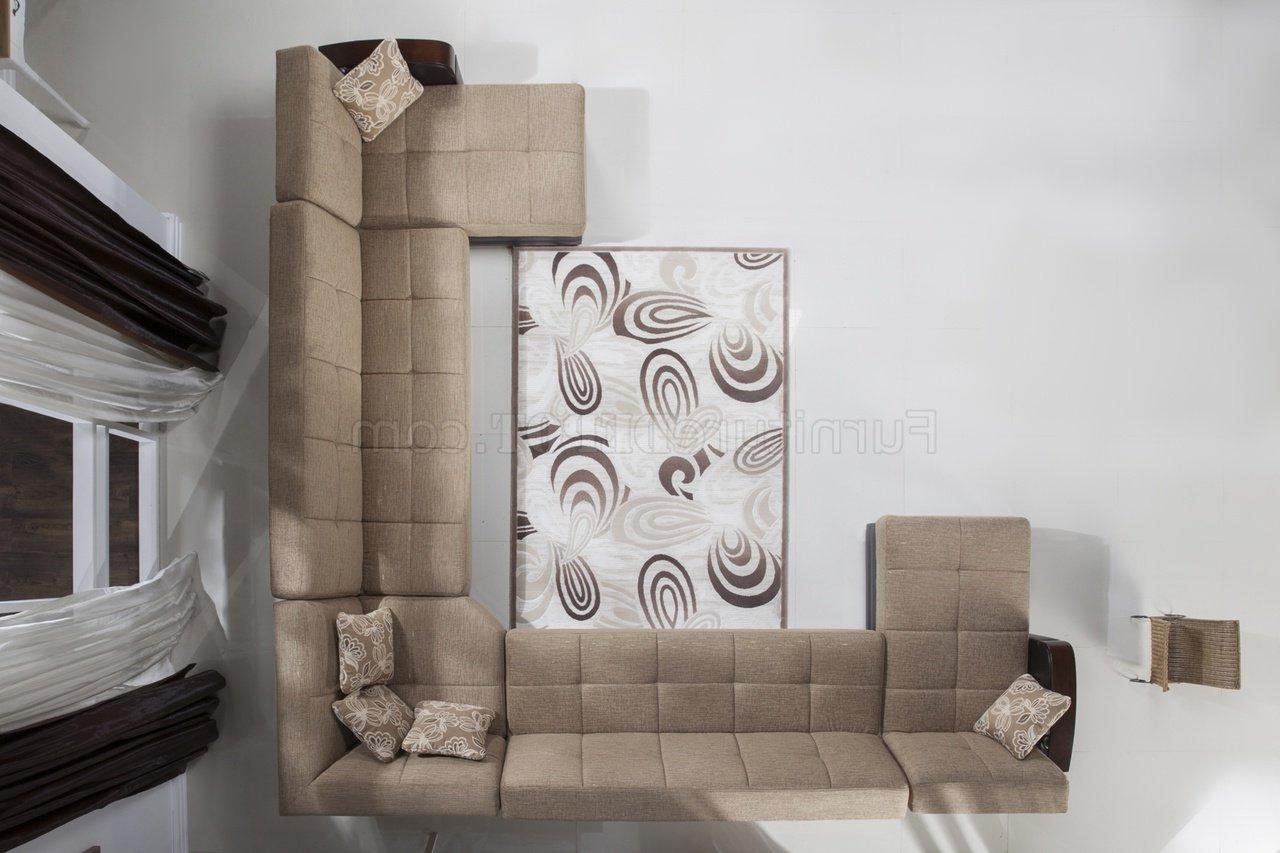 Preferred Luna Leather Sectional Sofas Inside Luna Fulya L (View 4 of 25)