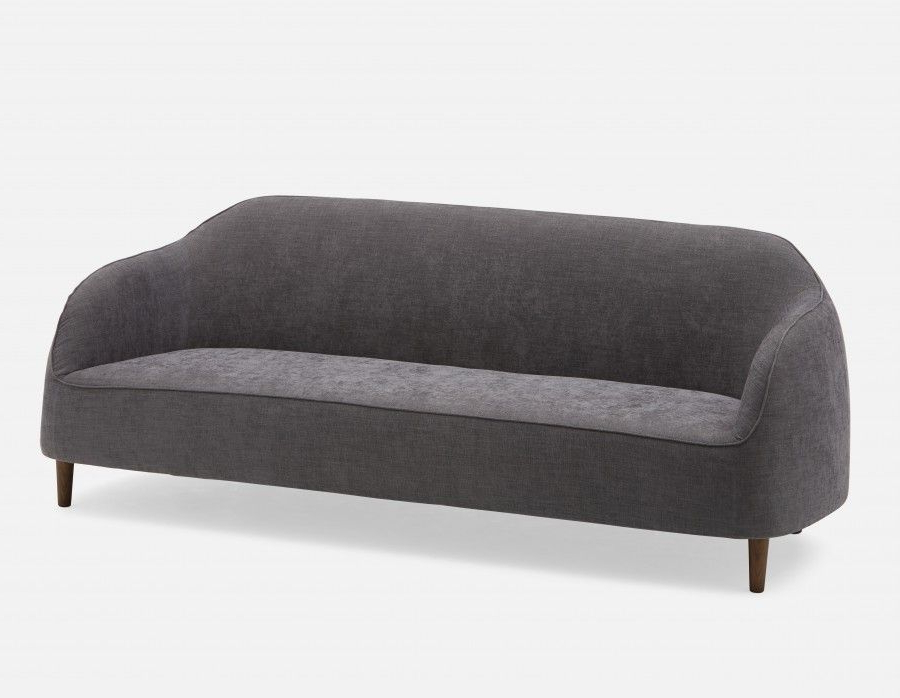 Recent Laurel Gray Sofas Within Laurel – 3 Seater Sofa – Grey (View 8 of 15)