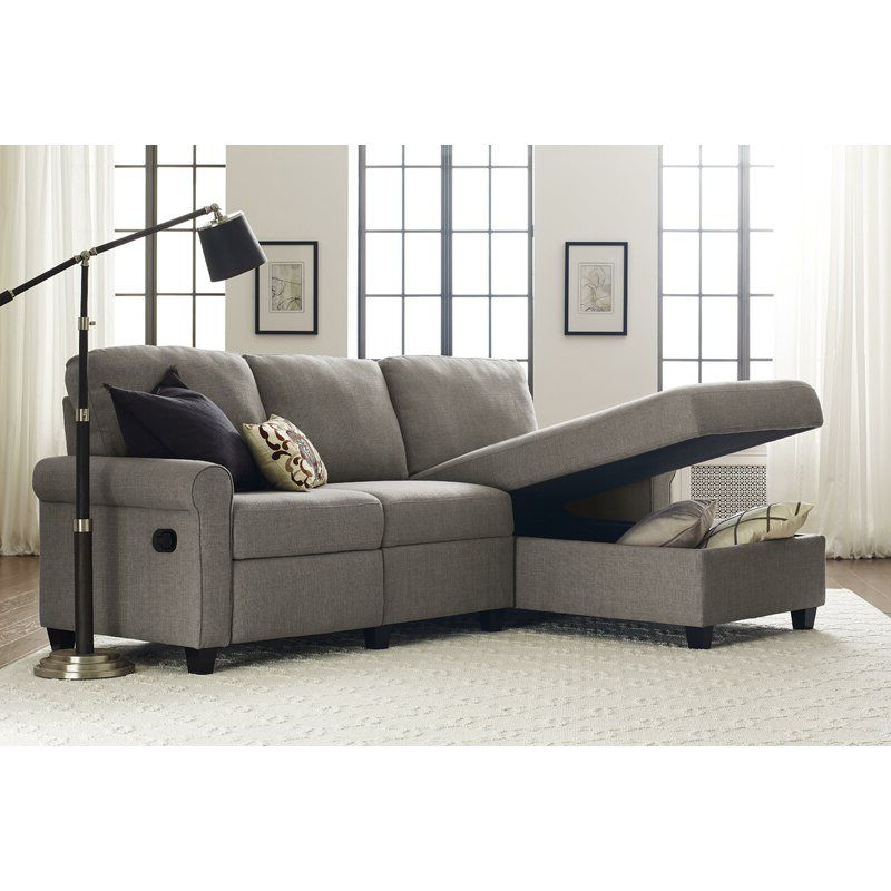 Reclining Inside Copenhagen Reclining Sectional Sofas With Left Storage Chaise (View 1 of 25)