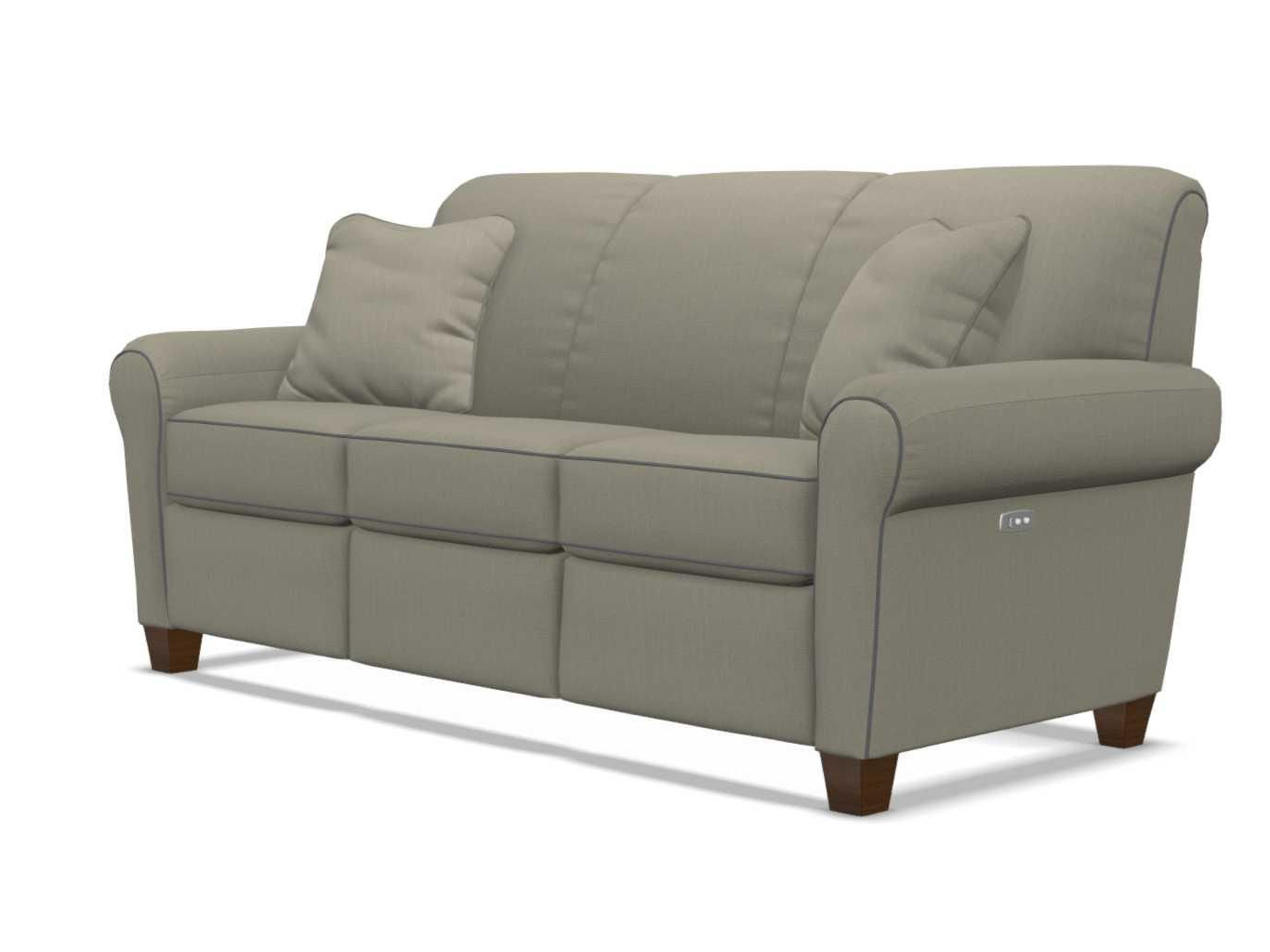 Reclining Sofa, Sofa, Power With 2018 Bennett Power Reclining Sofas (View 10 of 15)