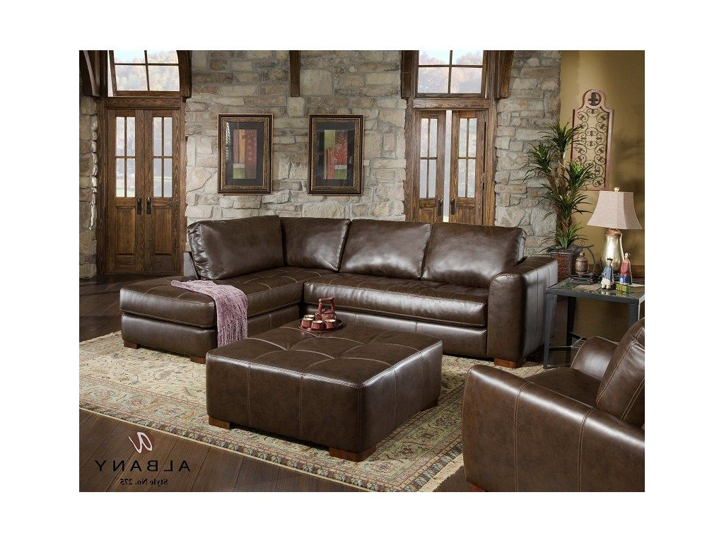 Sectional Sofa With Chaise, 2 Piece Sectional (View 7 of 25)