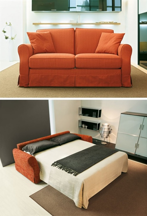 Sofa Beds & Futons For Small Rooms For Well Liked Easton Small Space Sectional Futon Sofas (View 25 of 25)