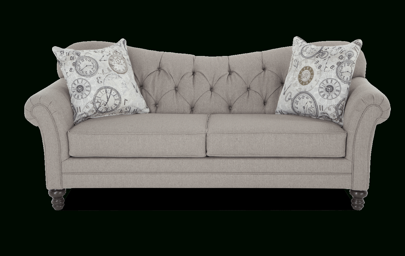 Sofa Bobs Furniture Dream Gray Modular Sofa – Thesofa Intended For Preferred Katie Charcoal Sofas (View 9 of 15)