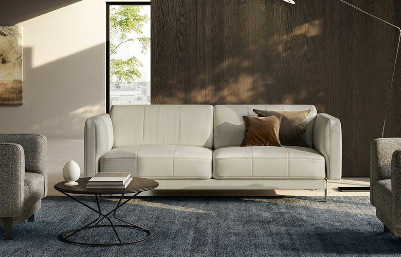 Symmetry Fabric Power Reclining Sofas In Famous Levante (View 3 of 15)