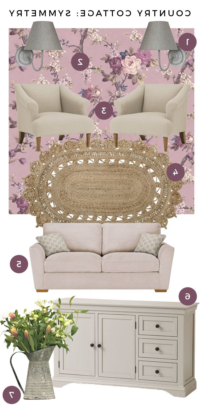 Symmetry Fabric Power Reclining Sofas Regarding Famous How To Style Your Accent Chairs (With Images) (View 8 of 15)