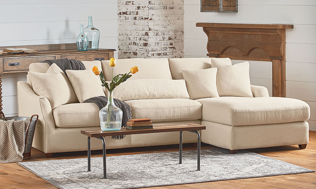 The Dump Throughout Well Known Magnolia Sectional Sofas With Pillows (View 15 of 25)