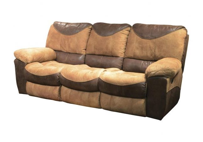 Titan Leather Power Reclining Sofas For Most Up To Date Catnapper Portman Power Reclining Sofa In Saddle Off (View 10 of 15)