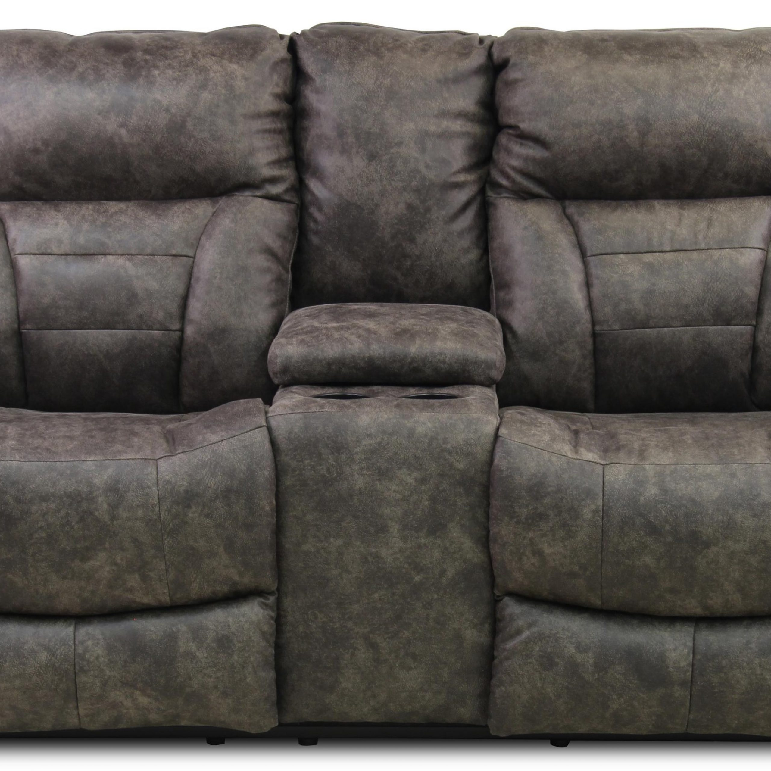 Titan Leather Power Reclining Sofas Within Fashionable Southern Motion Titan Power Headrest Loveseat W/ Console (View 15 of 15)