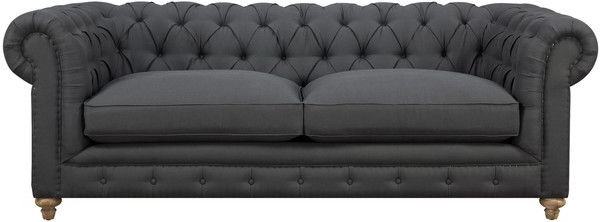 Tov S34 Regarding Newest 3Pc Polyfiber Sectional Sofas With Nail Head Trim Blue/Gray (View 23 of 25)