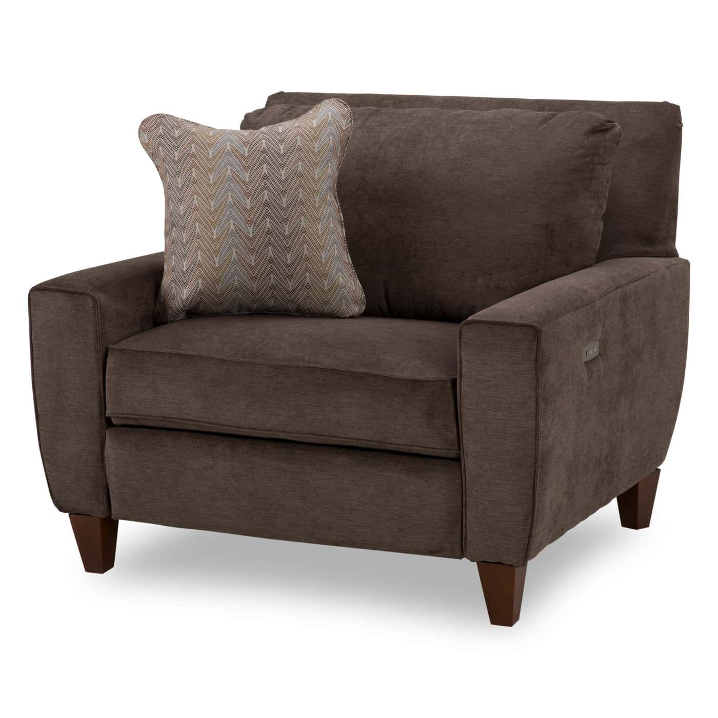Trendy Bennett Power Reclining Chair And A Half (View 11 of 15)