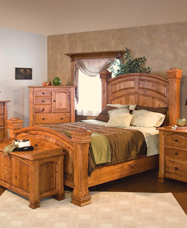 Trendy Charleston Bed – Amish Direct Furniture Within Charleston Sofas (View 15 of 15)