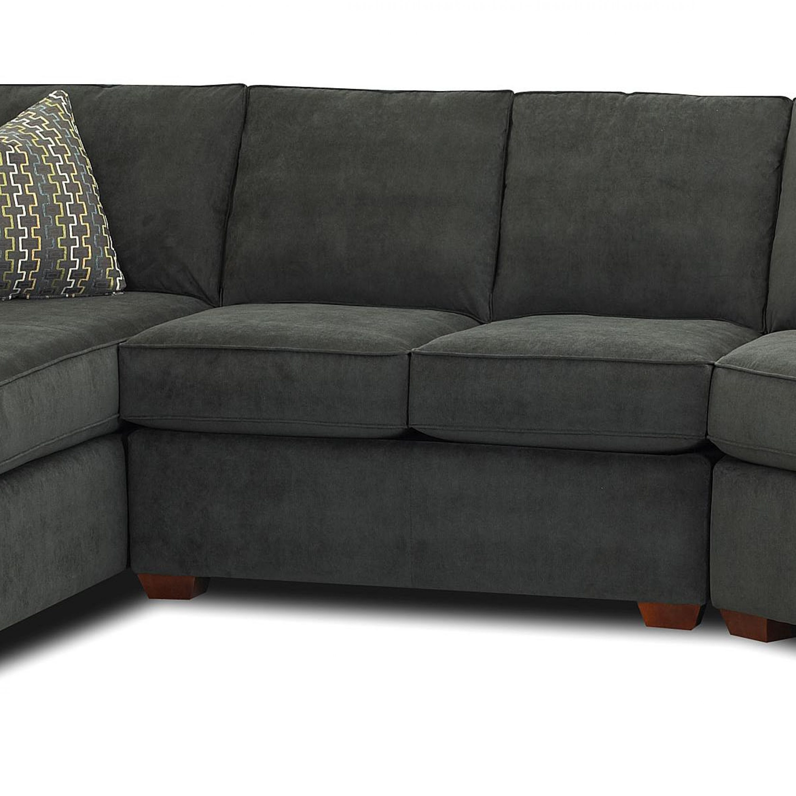 Trendy Sectional Sofa With Right Facing Sofa Chaiseklaussner With Regard To Kiefer Right Facing Sectional Sofas (View 10 of 25)