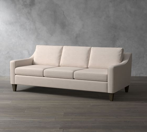 Upholstered Sofa, Sofa With Laurel Gray Sofas (View 10 of 15)