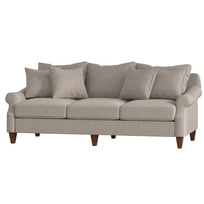 Wayfair – Online Home Store For Furniture, Decor Inside Popular Harmon Roll Arm Sectional Sofas (View 18 of 25)