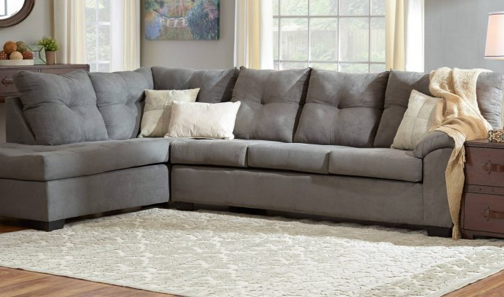 Well Known Camden Right Hand Facing Sectionalthree Posts Review Regarding Hannah Right Sectional Sofas (View 20 of 25)