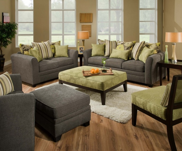 Well Known Katie Charcoal Sofas With Regard To Westin Avignon Charcoal Sofa Groupsimmons Beautyrest (View 12 of 15)