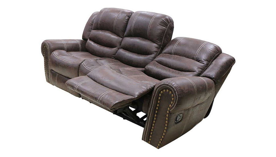 Well Known Reclining Sofas – Home Zone Furniture – Furniture Stores Pertaining To Forte Gray Power Reclining Sofas (View 7 of 15)
