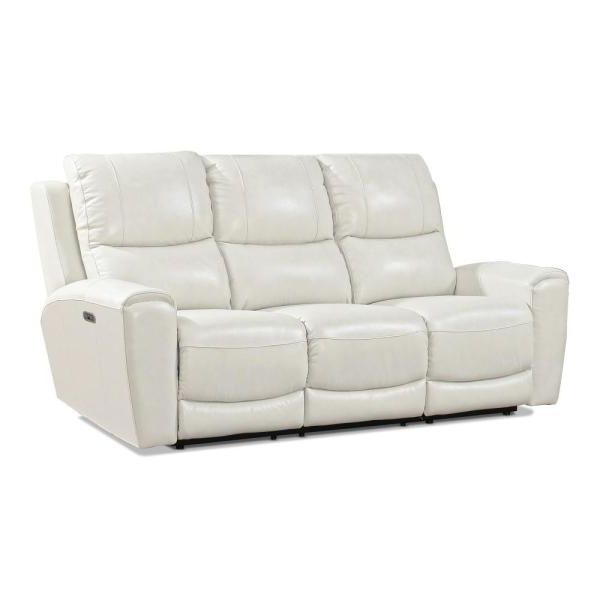 Well Known Steve Silver Laurel 3 Seat Grey Leather And Polyurethane In Laurel Gray Sofas (View 5 of 15)