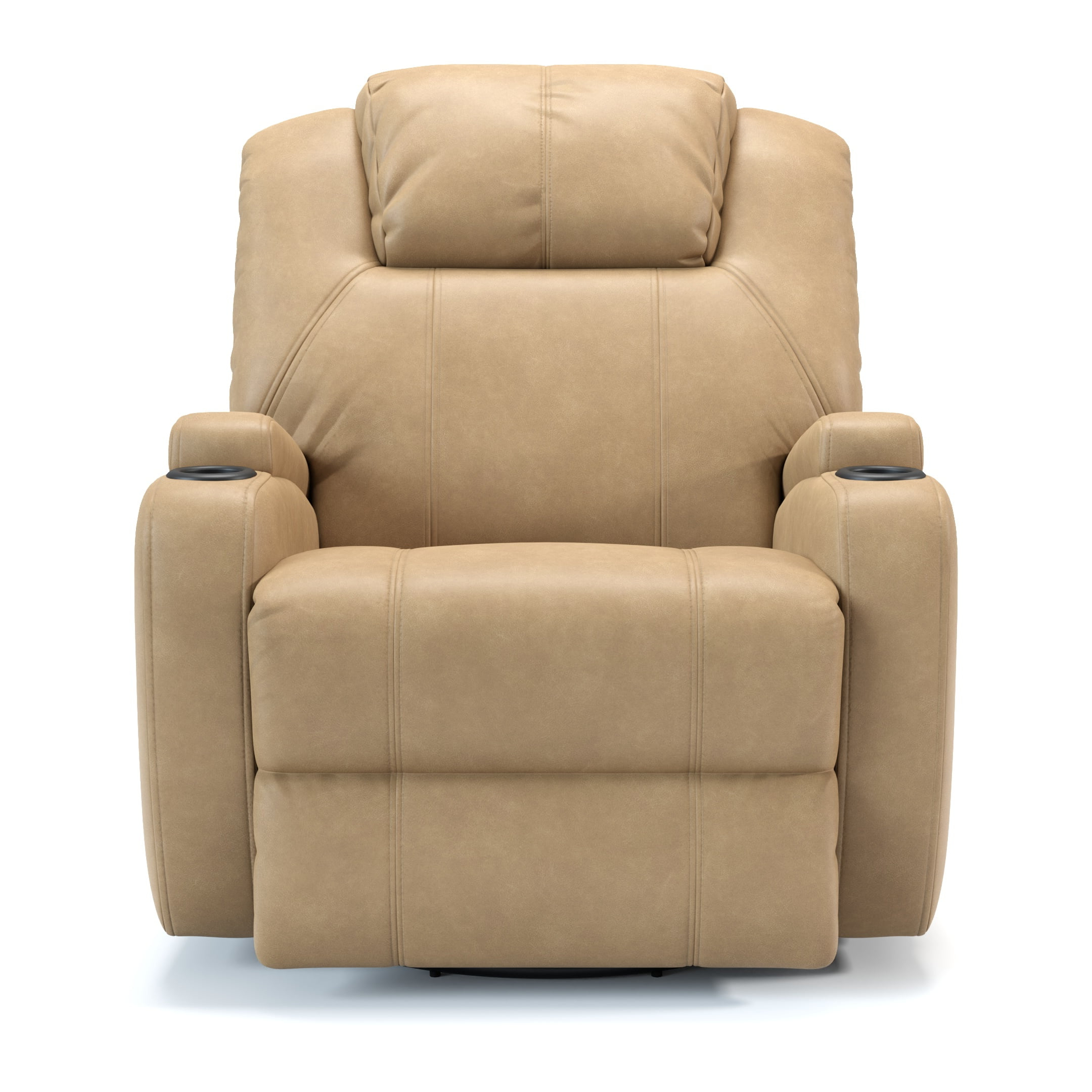 Widely Used Colton Manual Reclining Sofas With Poltrona Do Papai Reclinável Colton Em Couro Sintético Ou (View 14 of 15)