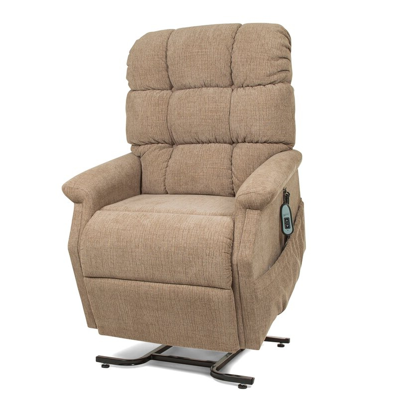 Widely Used Westland And Birch Vescio Reclining Heated Full Body In Navigator Power Reclining Sofas (View 3 of 15)