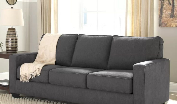 Winston Sofa Sectional Sofas Intended For Current Madilynn Queen Sleeper Sofawinston Porter Review (View 18 of 25)