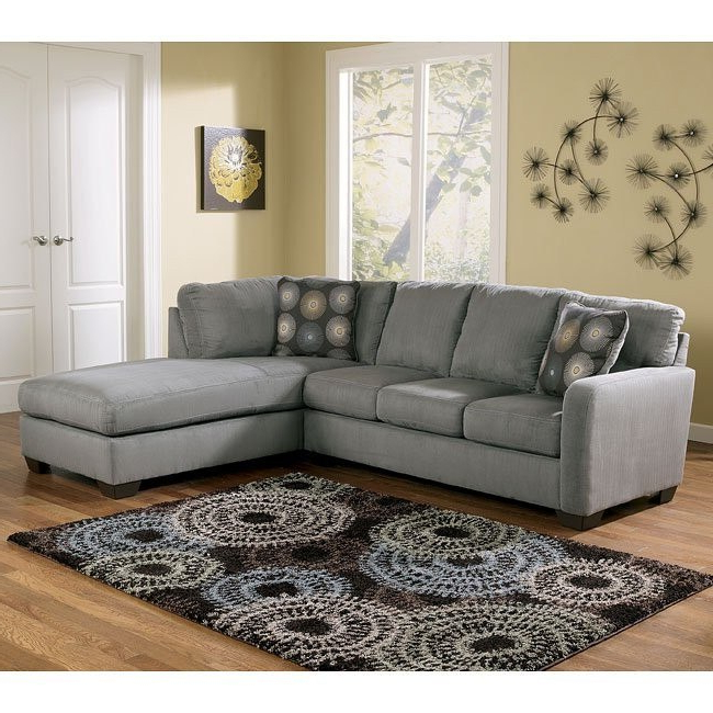 Zella – Charcoal Right Facing Chaise Sectional Signature Regarding Favorite Kiefer Right Facing Sectional Sofas (View 12 of 25)