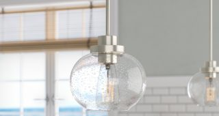 1-Light Globe Pendants