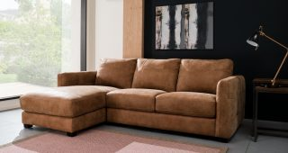 Leather Chaise Sofas