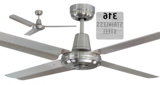 Stainless Steel Outdoor Ceiling Fans
