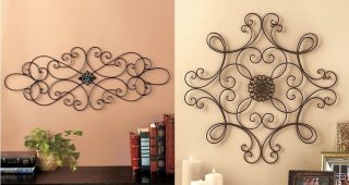 Wire Wall Art Decors