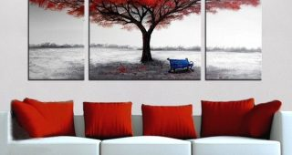3-Pc Canvas Wall Art Sets