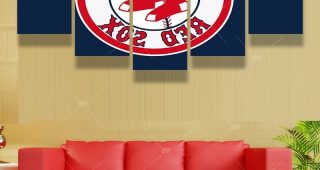 Boston Red Sox Wall Art