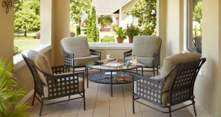 5 Piece Patio Conversation Sets