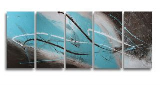 Abstract Canvas Wall Art Australia