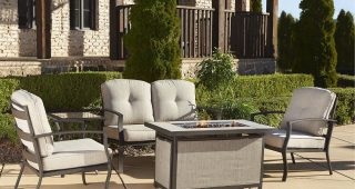 Amazon Patio Furniture Conversation Sets